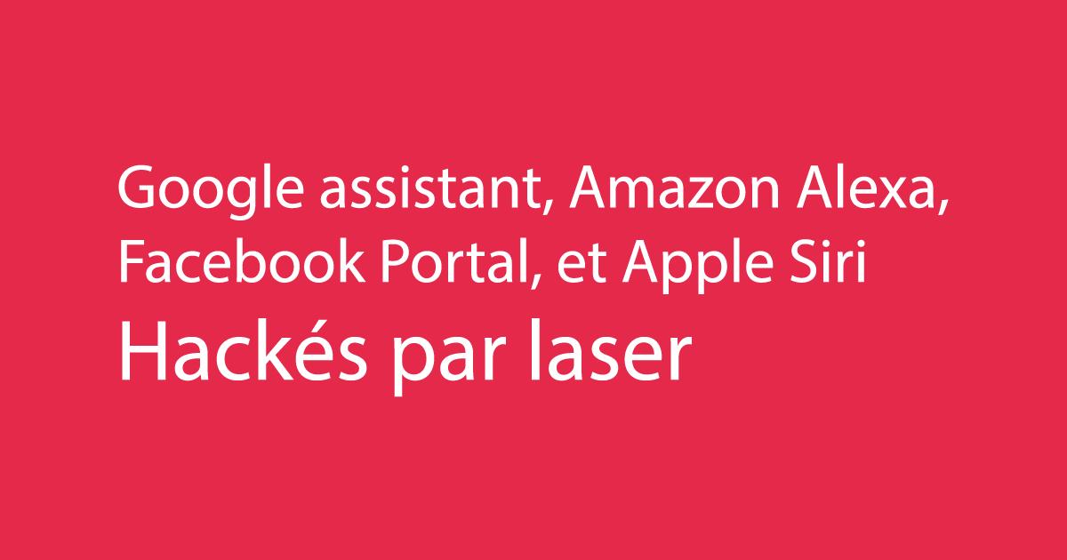 assistant vocaux hack laser injection